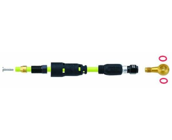 Jagwire Quick-Fit fékcső szerelő készlet Shimano M978, M985, M988, M820, M785, T785, M675, M666, M640, S700 fékekhez