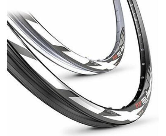 Mach1 MX Disc tárcsafékes felni, 26 colos (559 x 23 mm), 32H, ezüst