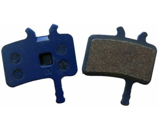 Acor ABS2101 tárcsafék fékbetét Avid Juicy fékhez, acél alap, fémes pofa, 1 pár