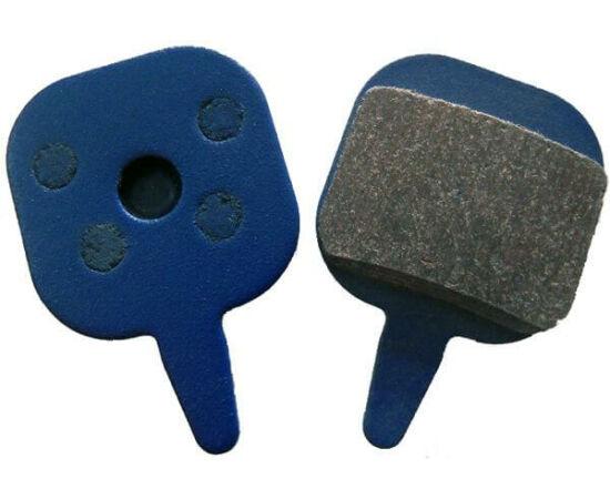 Acor ABS2101 tárcsafék fékbetét Tektro mechanikus  fékhez, acél alap, fémes pofa, 1 pár