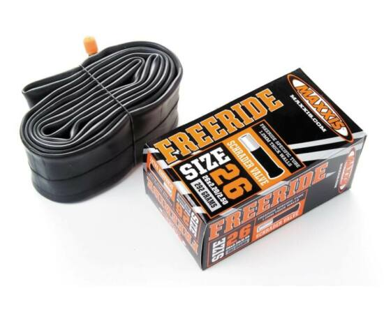Maxxis Freeride (1,2 mm) 26 x 2,2/2,5 (56/64-559) FR belső gumi 32 mm hosszú szeleppel, presta
