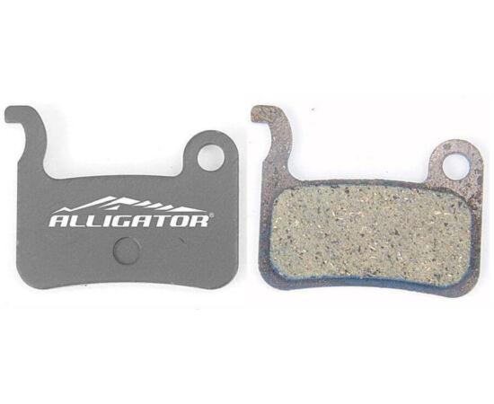 Alligator BP018 Shimano SLX, XT, XTR fél-fémes szinteres tárcsafék betét