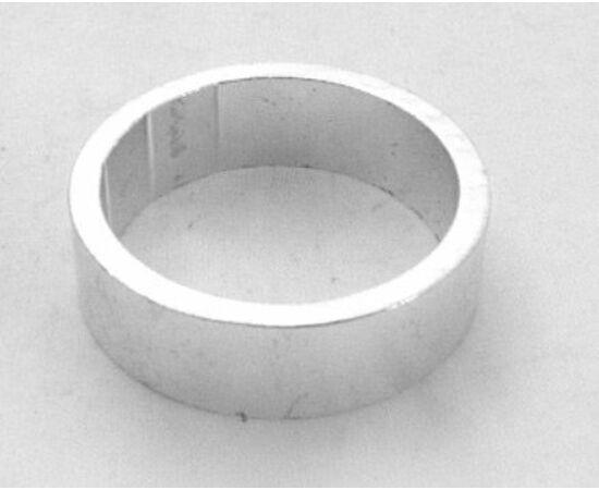Altrix alu kormányszár alátét 28,6 x 10 mm, ezüst színű