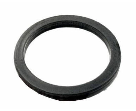 Altrix alu kormányszár alátét 28,6 x 3 mm, fekete