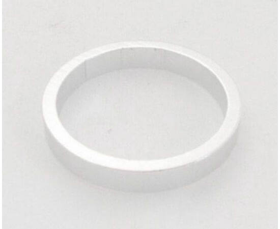 Altrix alu kormányszár alátét 28,6 x 5 mm, ezüst színű