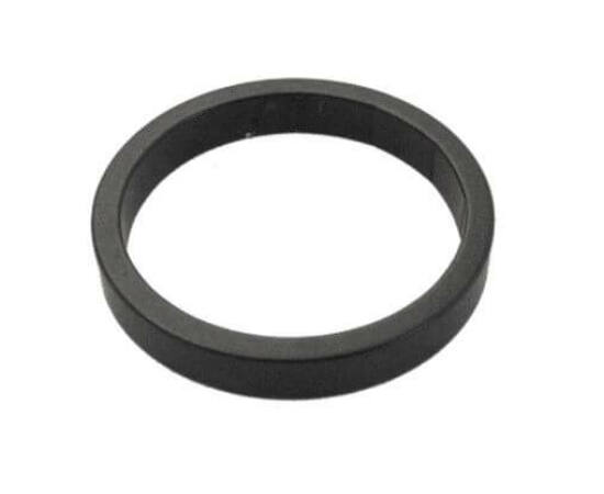 Altrix alu kormányszár alátét 28,6 x 5 mm, fekete