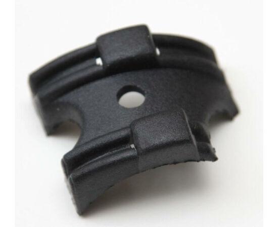 Műanyag bowdenvezető acél és titán középcsapágyházra 2-es