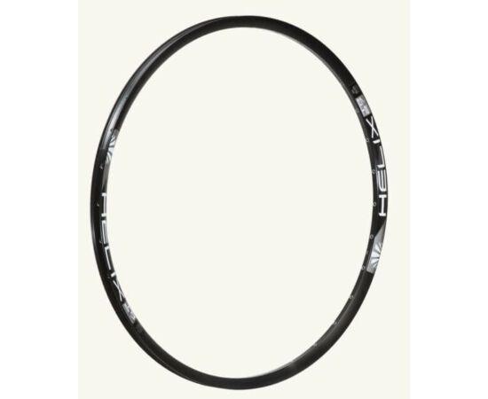 SUNringlé Helix 27 MTB felni, 27,5 colos (584x27 mm), 32H, tárcsafékes, illesztett, fekete