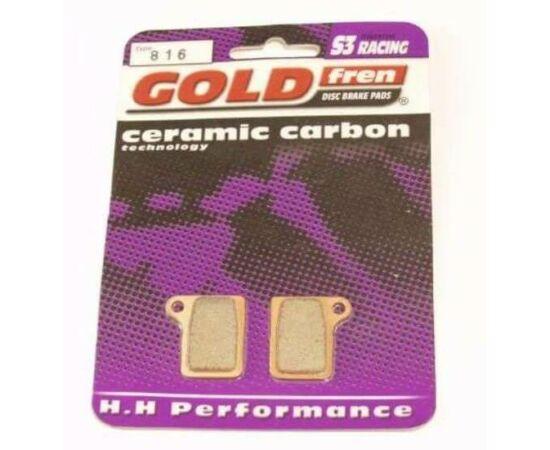 Gold Fren 816AD Shimano Deore M555, Nexave M901 tárcsafék betét