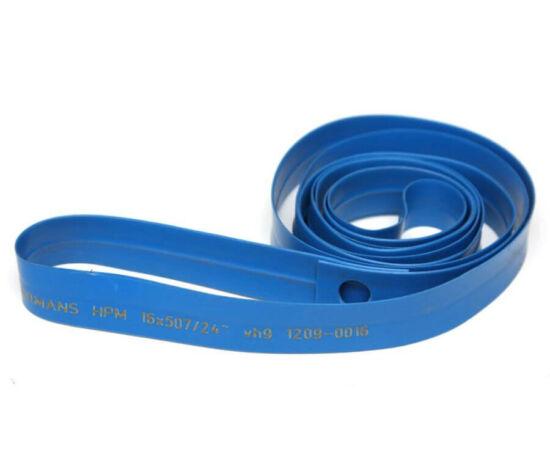 Herrmans HPM 24-es 507x16 mm-es tömlővédő szalag, kék