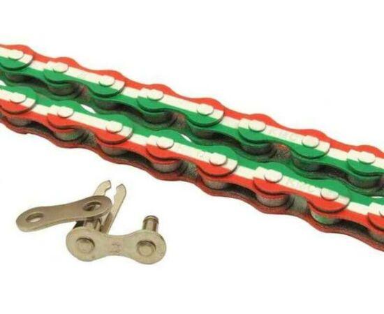 KMC Z510 BMX lánc 1s, magyar zászló
