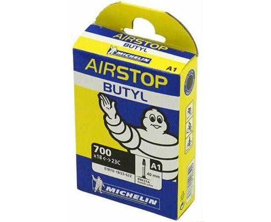 Michelin Airstop A1 622 x 18/23 (700c) országúti belső gumi 40 mm hosszú szeleppel, presta