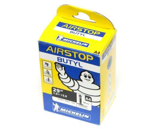 Michelin Airstop 29 x 1,9 - 29 x 2,6 belső gumi 226 g, autós