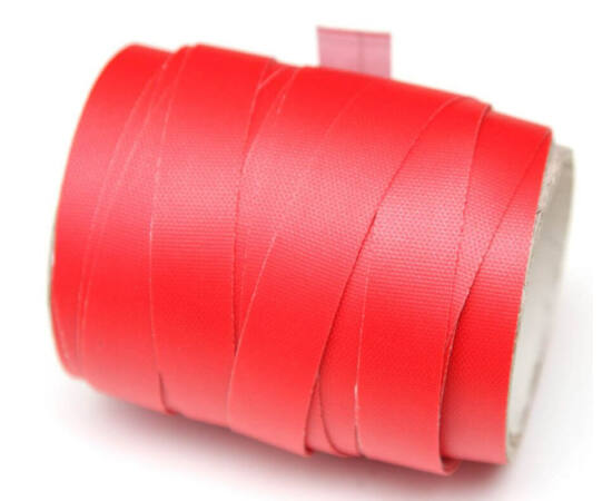 Neuzer szabható, Öntapadós PVC szövet tömlővédő szalag 16 mm, méterre