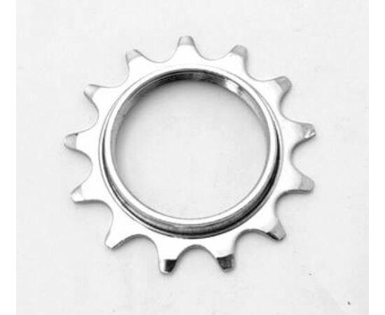 Novatec menetes lánckerék, 13T, acél, 2,3 mm