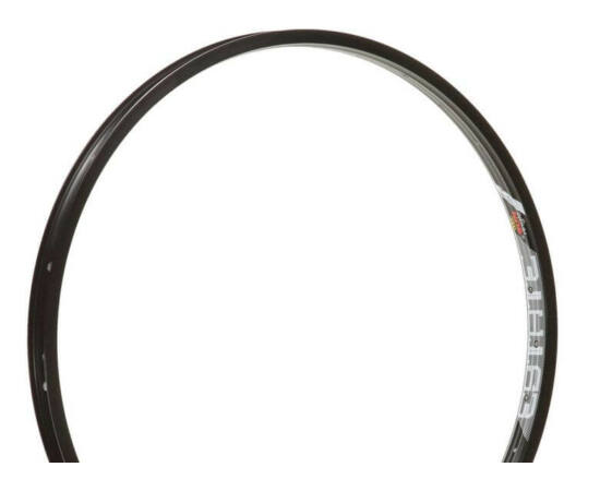 Sun Estate BMX felni, 20 colos (406 x 33 mm), fekete, 36H