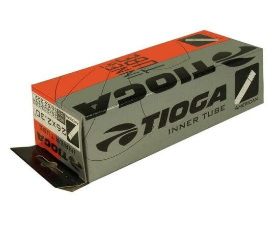 Tioga 26 x 2,3-2,5 (58/64-559) belső gumi 36 mm hosszú szeleppel, autós