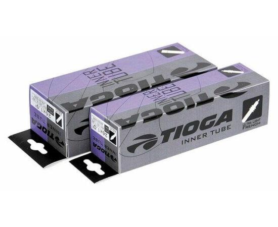 Tioga Super Light 26 x 1,75-2,125 (47/54-559) belső gumi 36 mm hosszú szeleppel, autós