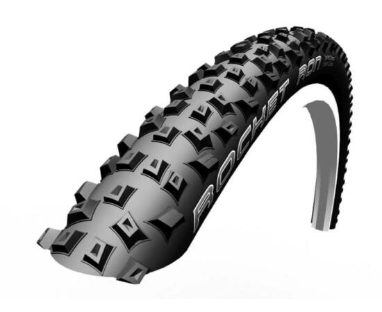 Schwalbe Rocket Ron Tubeless Evolution HS406 Hajtogatható 615g , 26x2,10 (559-54)