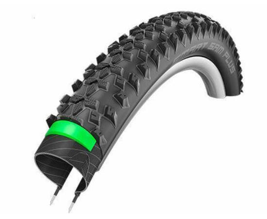Schwalbe Smart Sam Plus HS367 29x2,1 (54-622) külső gumi, defektvédett (Greenguard), Dual Compound, SnakeSkin, 965g