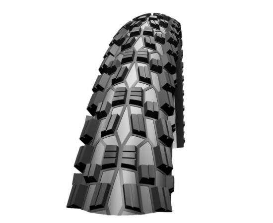 Schwalbe Wicked Will Tnano HS415 Freer Hajtogatható Black-S, 890g , 26x2,35 (559-60)