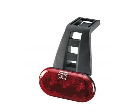 Cateye Selle Royal nyeregbe pattintható hátsó lámpa, 3 LED-es