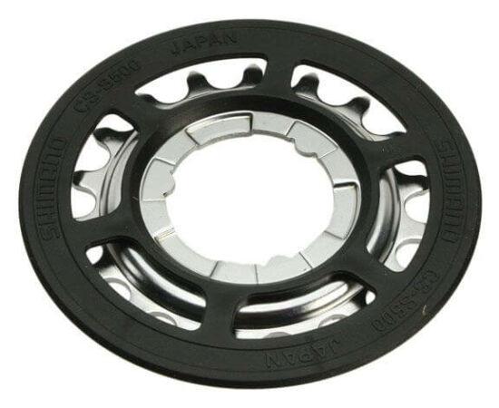 Shimano Alfine 3 körmös hátsó lánckerék, 18T, ezüst színű