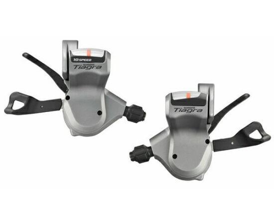 Shimano Tiagra SL-4600 váltókar szett egyenes kormányhoz - 2x10-es