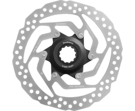 Shimano SM-RT20S féktárcsa, Centerlock, 160 mm csak gyantás betéthez, DO