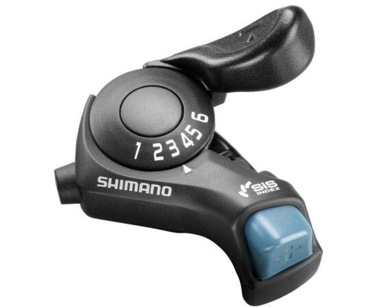 Shimano Tourney TX30 váltókar csak jobb - 6-os fekete