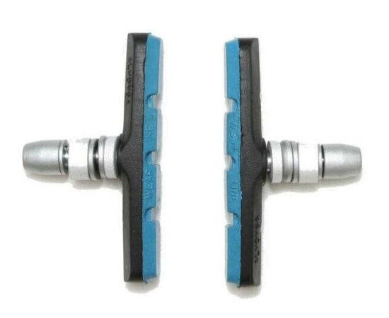 Spyral Analogue menetes fékpofa, 70 mm-es, fekete-kék
