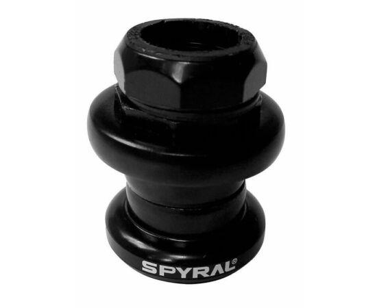 Spyral Basic 22,2 menetes fekete kormánycsapágy
