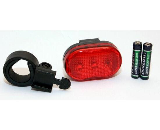Spyral Basic hátsó villogó 3 LED-es