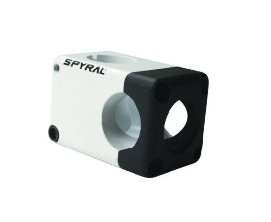 Spyral Botchy kormányszár 25,4x35 mm fehér