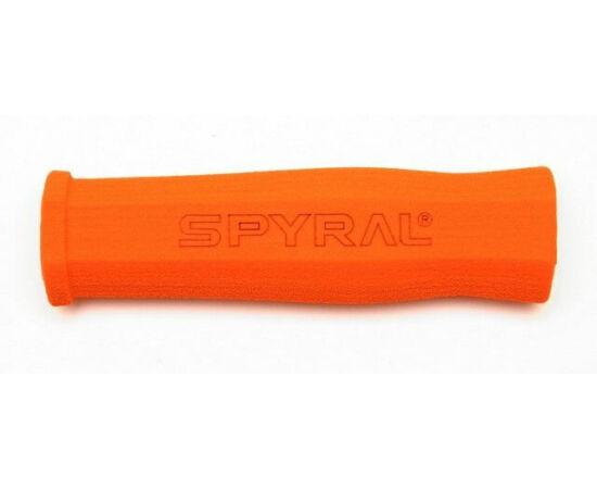 Spyral Hex Light szivacs markolat, 130 mm, narancs