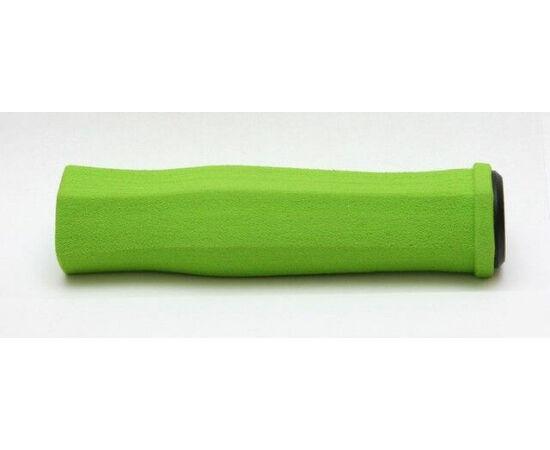 Spyral Hex Light szivacs markolat, 130 mm, zöld