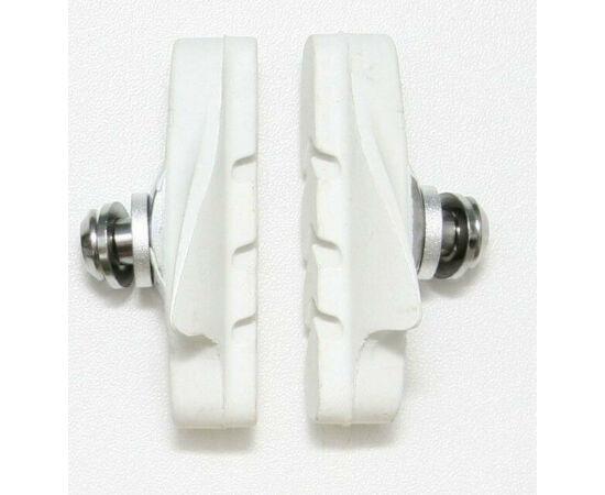 Spyral Road normál országúti fékpofa, 53 mm-es, fehér
