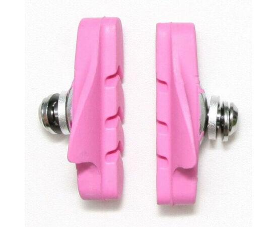 Spyral Road normál országúti fékpofa, 53 mm-es, rózsaszín