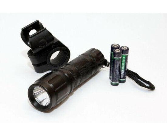 Spyral Speed Alu első lámpa 1db Power LED