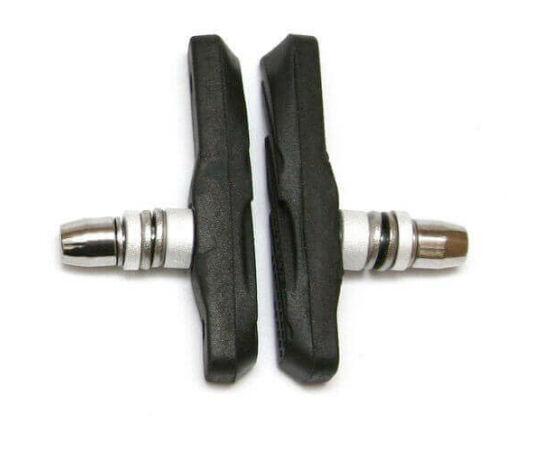 Spyral System menetes fékpofa, 72 mm-es, fekete
