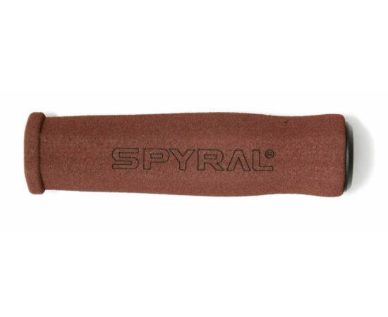 Spyral Hex Light szivacs markolat, 130 mm, barna