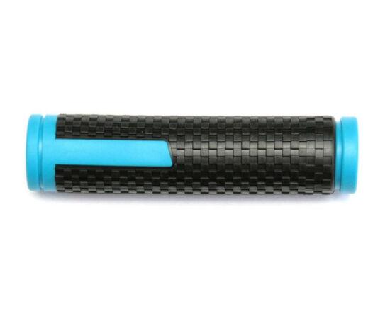 Spyral Comfort15 normál markolat, 125 mm-es, fekete-kék