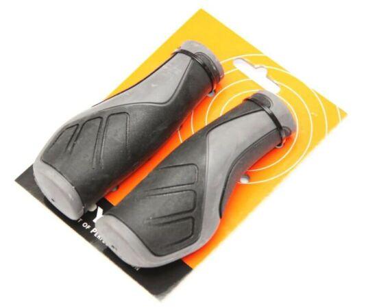 Spyral Oxy ergonomikus markolat, 118 mm, fekete-szürke