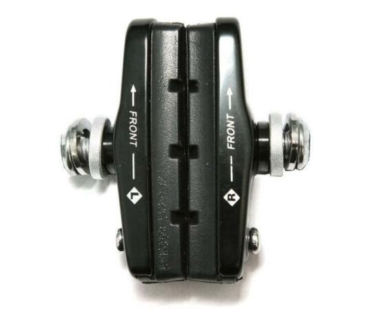 Spyral Road cserélhető betétes országúti fékpofa Shimanohoz, 55 mm, fekete
