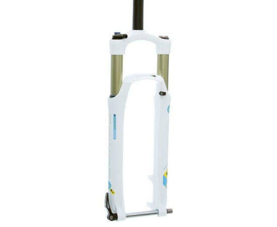 Suntour Epixon-XC-LO-R 26 colos MTB teleszkóp, levegős, átütőtengelyes (15 mm), lockout, 120 mm rugóút, fekere
