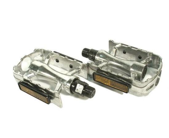 Union SP-610 alumínium keretes alumínium pedál, ezüst