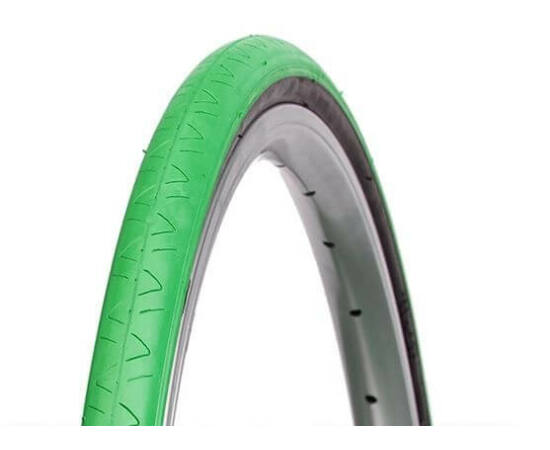 Vee Rubber VRB078 622-28 (700x28c) külső gumi zöld-fekete, 600g