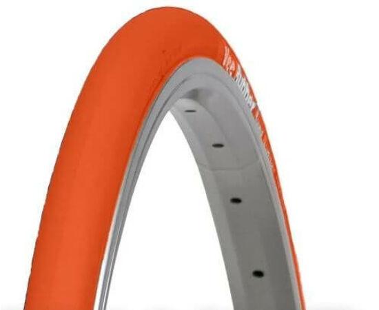 Vee Rubber Road Runner VRB308 622-23C (700x23C) külső gumi, piros, kevlárperemes, 70TPI, Soft Compound, 230g