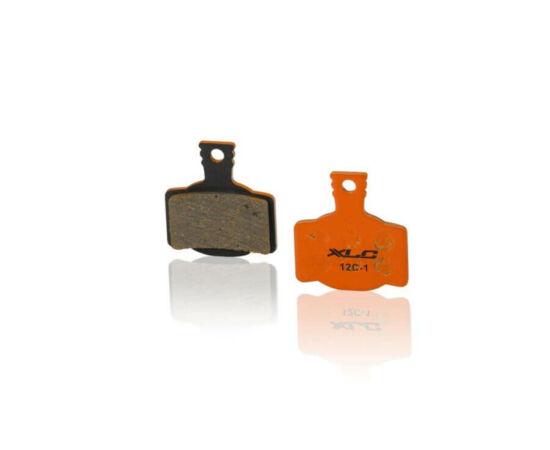 XLC BP-O32 tárcsafék fékbetét Magura MT2-MT4-MT6-MT8 fékhez, acél alap, organikus pofa, 1 pár
