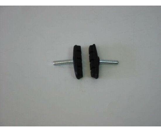 Zoggie 55 mm-es csapos fékpofa